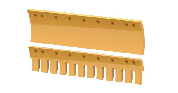 Grader Blades & End Bits