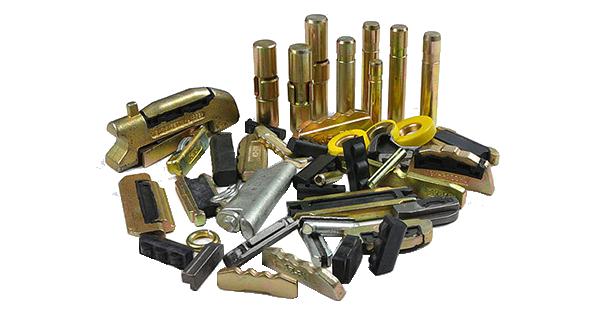 Pins & Locks