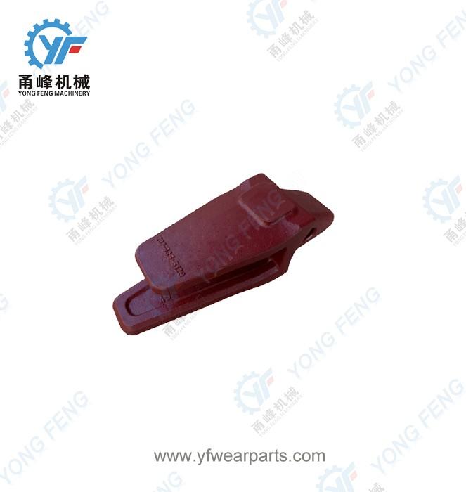 Komastu PC300 Two Strap Adapter Side pin Adapter 207-939-5120