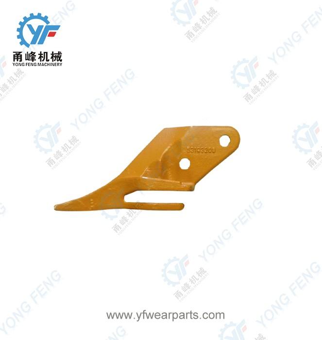 JCB 2CX/3X Standard Long Tooth 531-03208