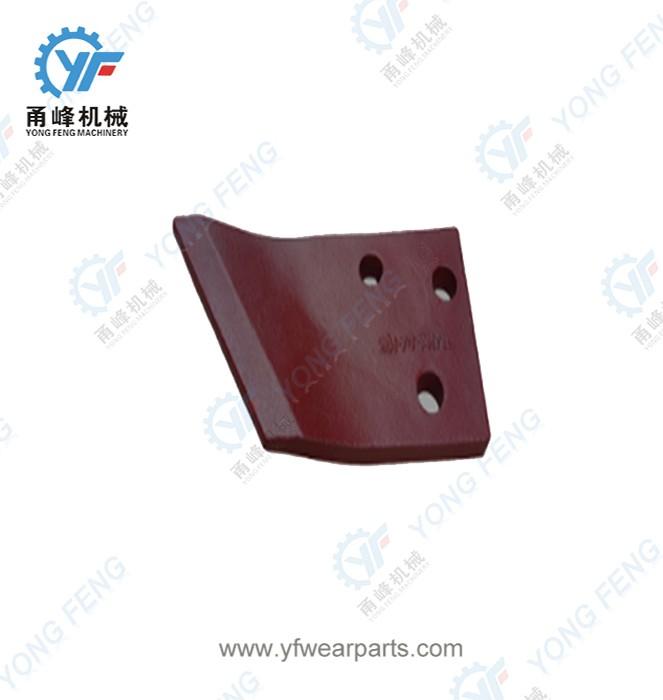 Komatsu PC60 Three Holes Side Cutter 201-70-74171/201-70-74181