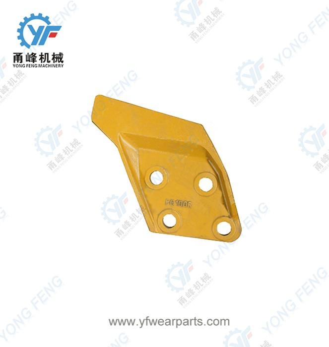 Komatsu PC100 Four Holes Side Cutter 202-70-63161/202-70-63171