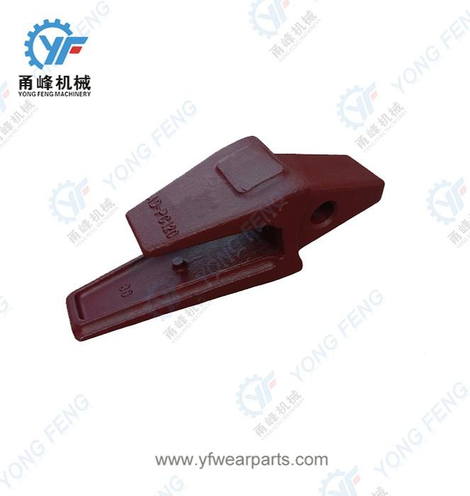 Komastu PC120 Two Strap Adapter Side pin Adapters PC120-3-25mm