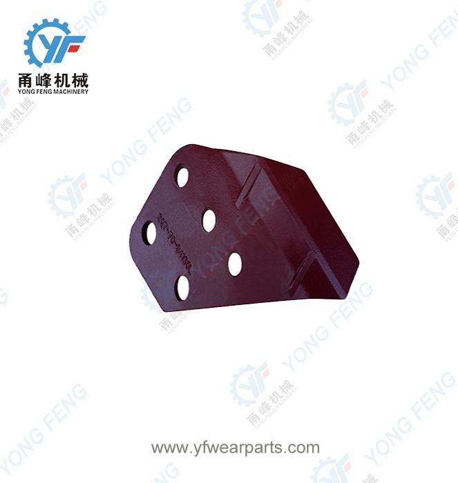 Komatsu PC300 Five Holes Side Cutter 207-70-34160L/R