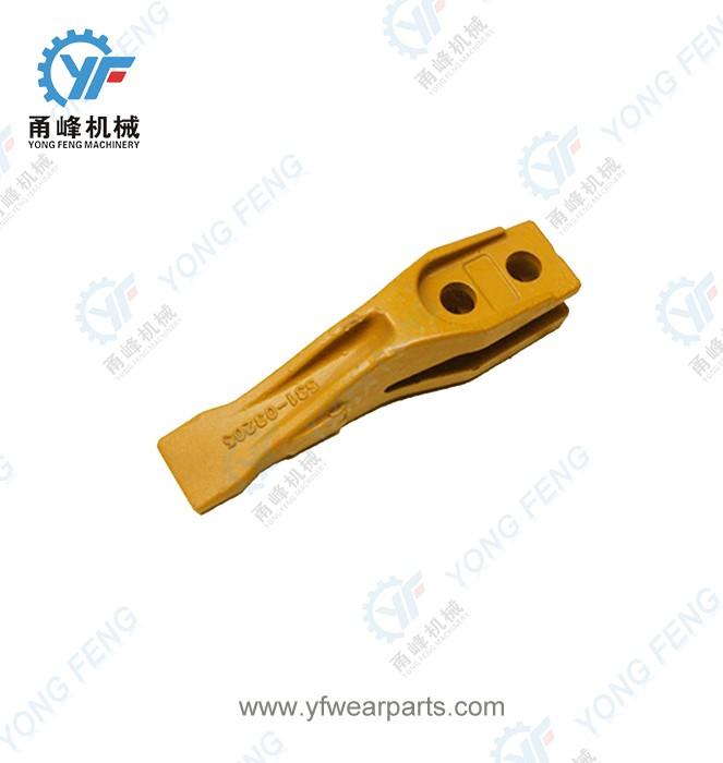 JCB 2CX/3X Standard Long Tooth 531-03205