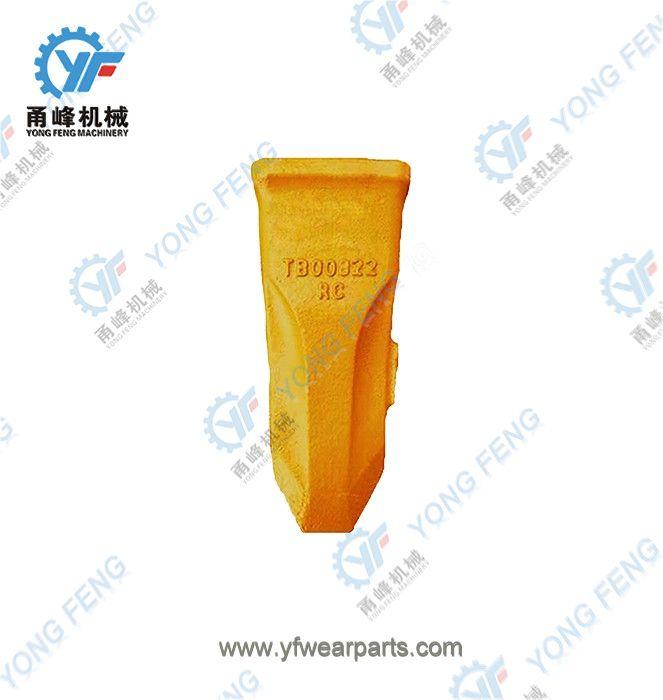 Hitachi EX300 rock chisel teeth TB0082RC