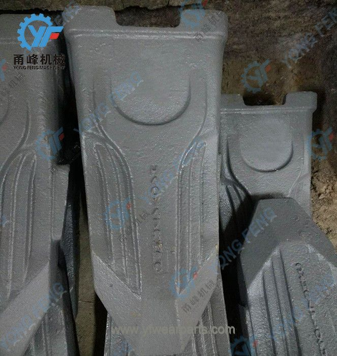 Hitachi ZAX470 bucket teeth H401478RC