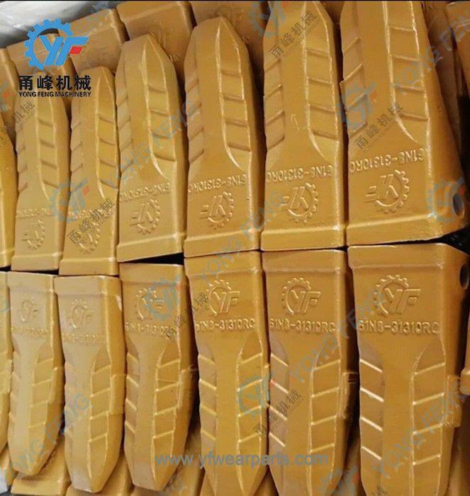 Hyundai R290 fish scale rock teeth 61N8-31310RC