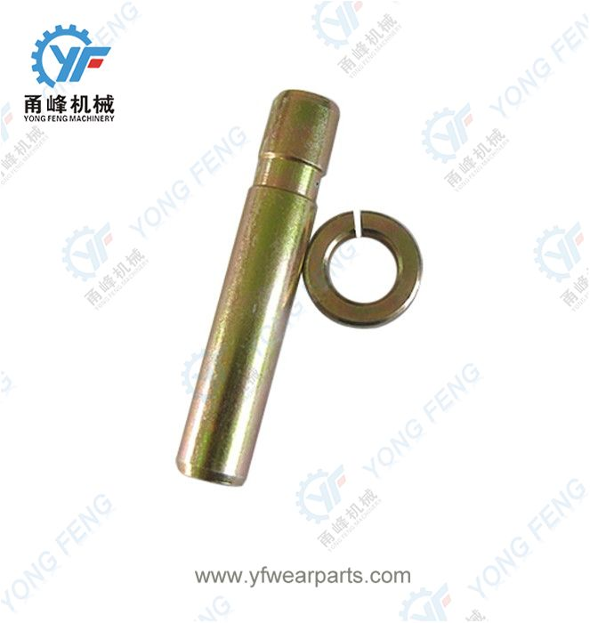 Daewoo DH130 Tooth Pin 2705-9014 and Retainer 2705-9015
