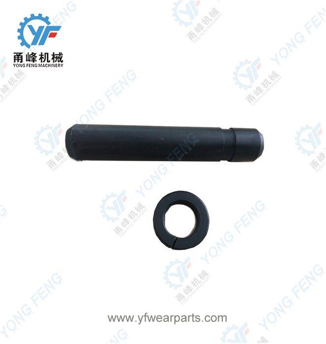Hyundai R480/500 Tooth Pin 66NB-31340 and Retainer 66NB-31350