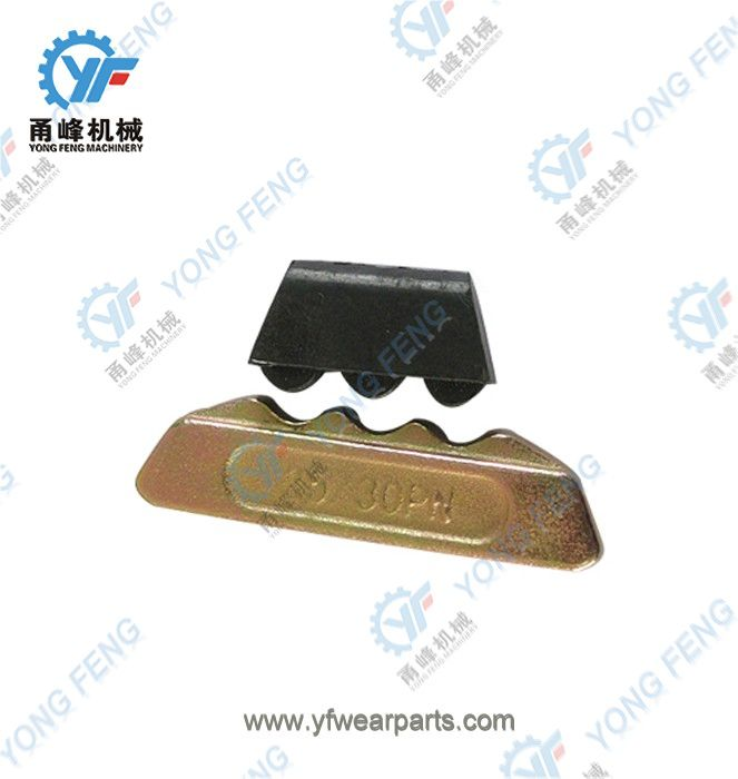 YF Tooth Pin 25-30PN and Rubber Lock 25-30LK