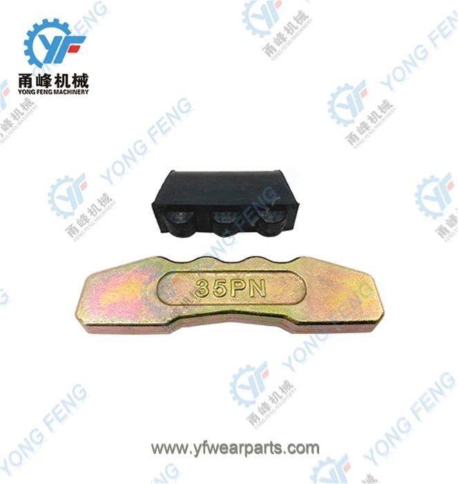 YF Tooth Pin 35PN and Rubber Lock 35-40LK