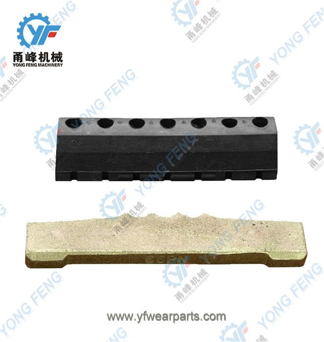 YF Tooth Pin 66PN and Rubber Lock 66LK
