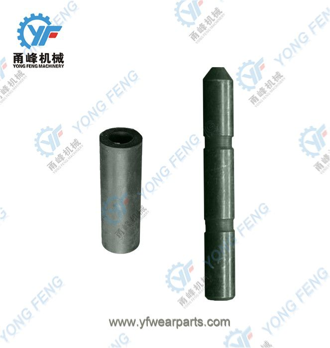 YF Tooth Pin 25RPG and Rubber Lock 25RBG