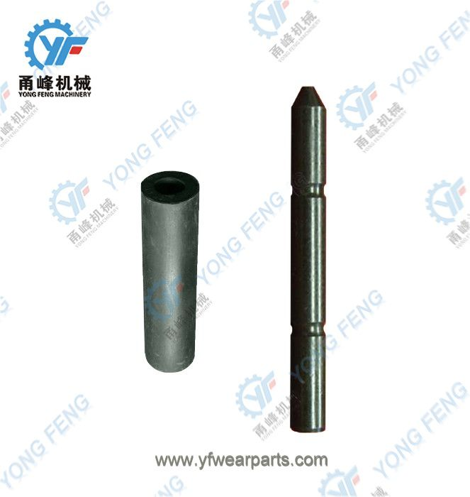 YF Tooth Pin 35RPG and Rubber Lock 35RBG