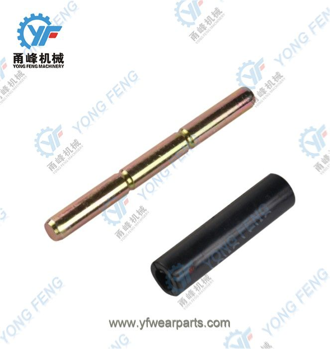 YF Tooth Pin 39RPG and Rubber Lock 39RBG